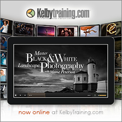 Black & White Photography - Kelby Training